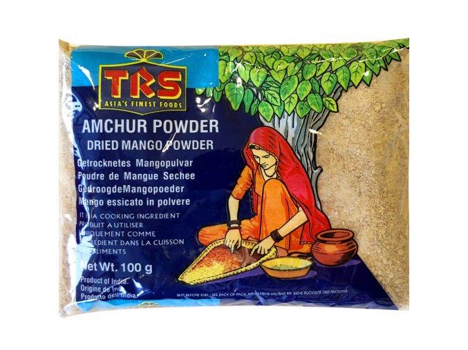 Trs amchur powder dried ango powder 100g