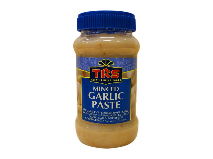 trs minced garlic paste