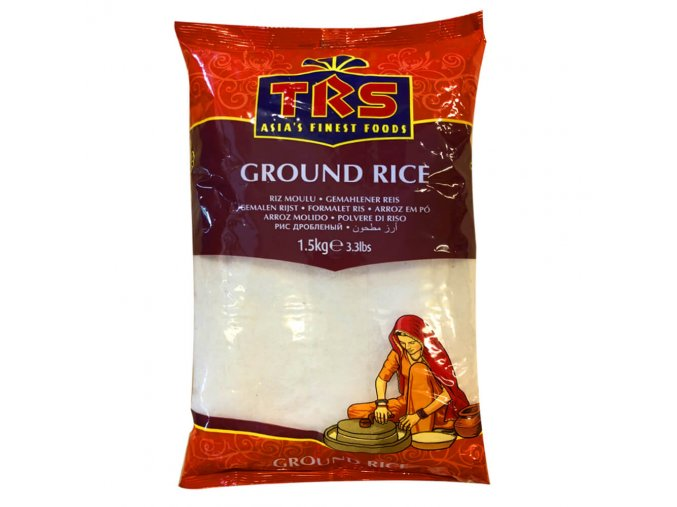 Trs ground rice 1.5kg