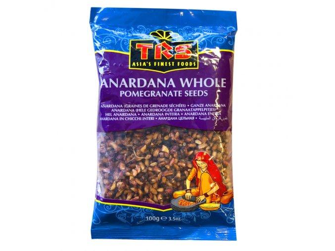 Trs anardana whole pomegranate seeds 100g