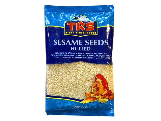 Trs sesame seeds hulled 100g