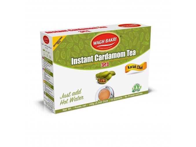 Cardamom Instant Tea I