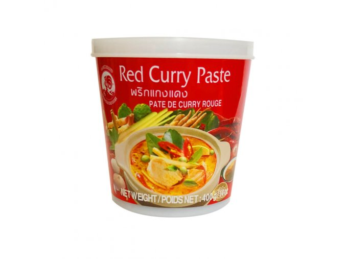 red curry paste cockbrand