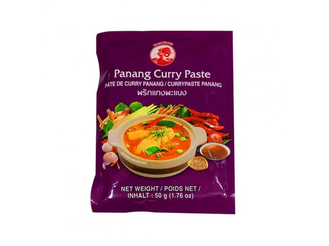 panag curry paste cockbrand 50g