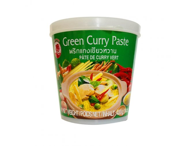 green curry paste cockbrand