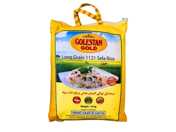golestan gold rice 10kg
