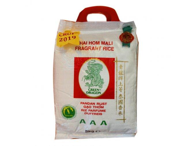 Thai Hom Mali Fragrant Rice 5kg