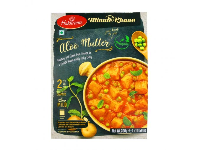 Haldirams Aloo Mutter