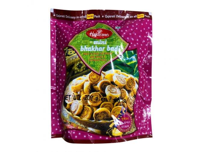 haldirams mini bhakhar badi