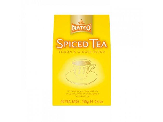 Natco Lemon Ginger Spiced Tea