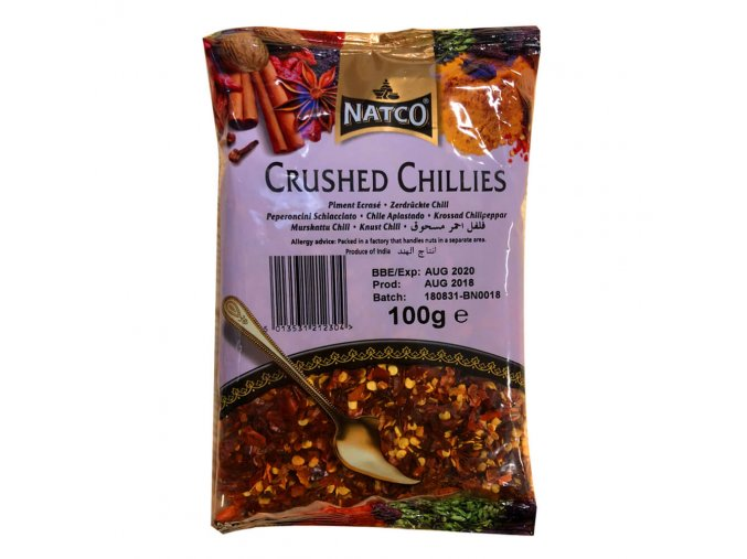 natco crushed chille