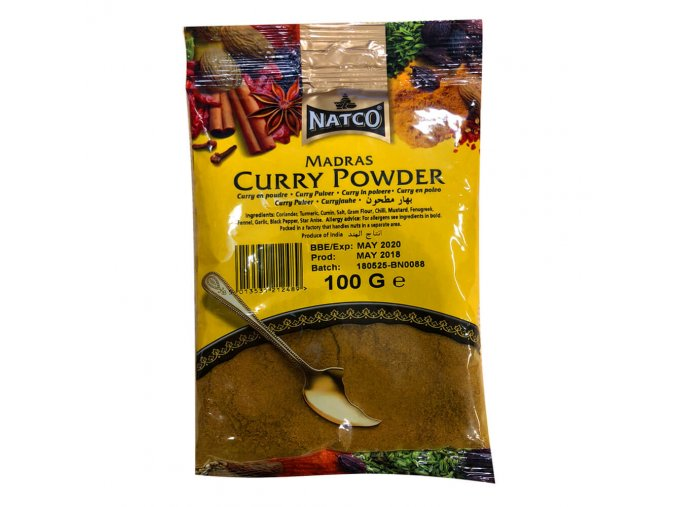 natco madras curry powder