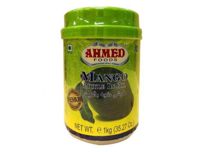 Ahmad Mango Pickle in Oil 1kg