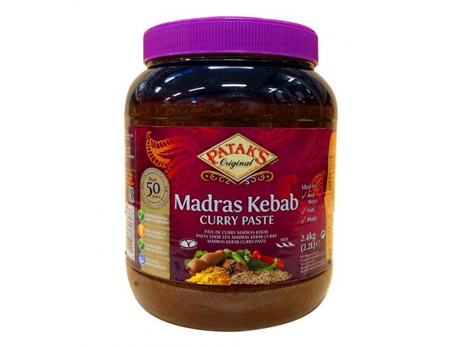 pataks madras kebab curry paste