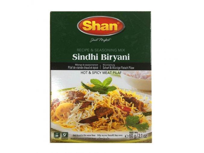 Shan sindhi biryani