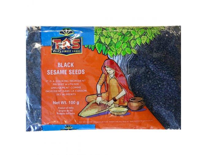 Trs black seasme seeds 100g