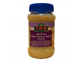 trs minced ginger and garlic paste