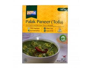 Ashoka palak paneer tofu