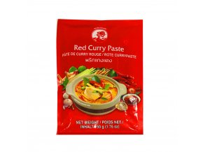 red curry paste cockbrand 50g