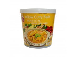 yellow curry paste cockbrand