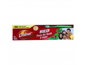 dabur red paste for teeth & gums