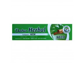 dabur herbal toothpaste neem