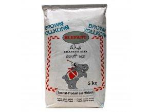 Elefant brown chapatti atta 5kg