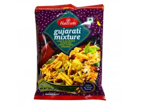 haldirams gujarati mixture