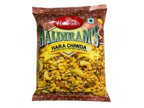 haldirams hara chiwda