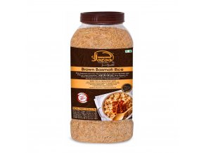Jazaa Brown Basmati rice 1.5kg