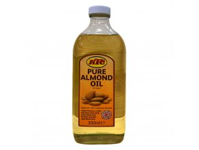 ktc pure almond oil 300g