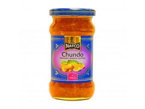 Natco Chundo Shredded Mango Chutney
