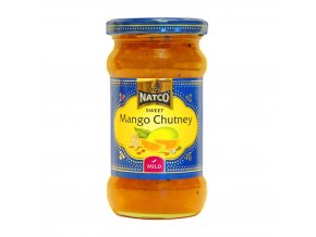 Natco Sweet Mango Chutney 340G