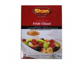 shan fruit chaat