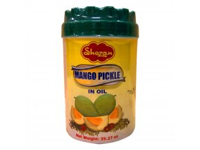 Shezan Mango Pickel in Oil 1kg