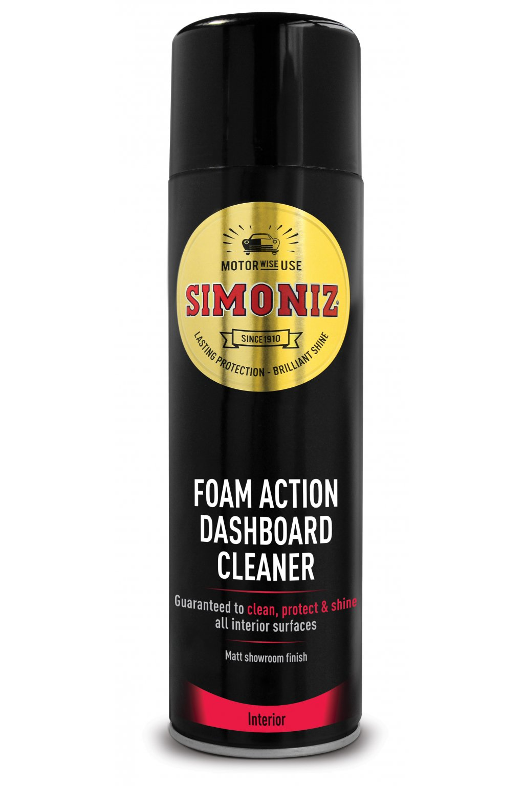 SAPP0076A Simoniz Foam Action Dashboard Cleaner