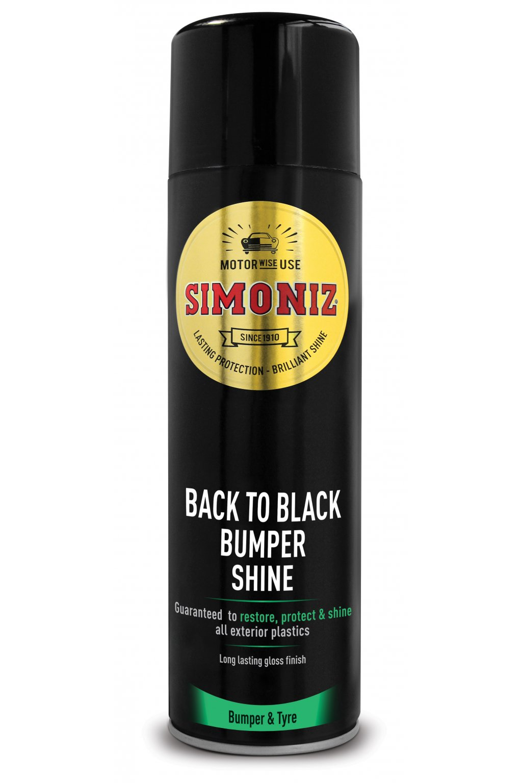 SAPP0082A Simoniz Back to Black Bumper Shine