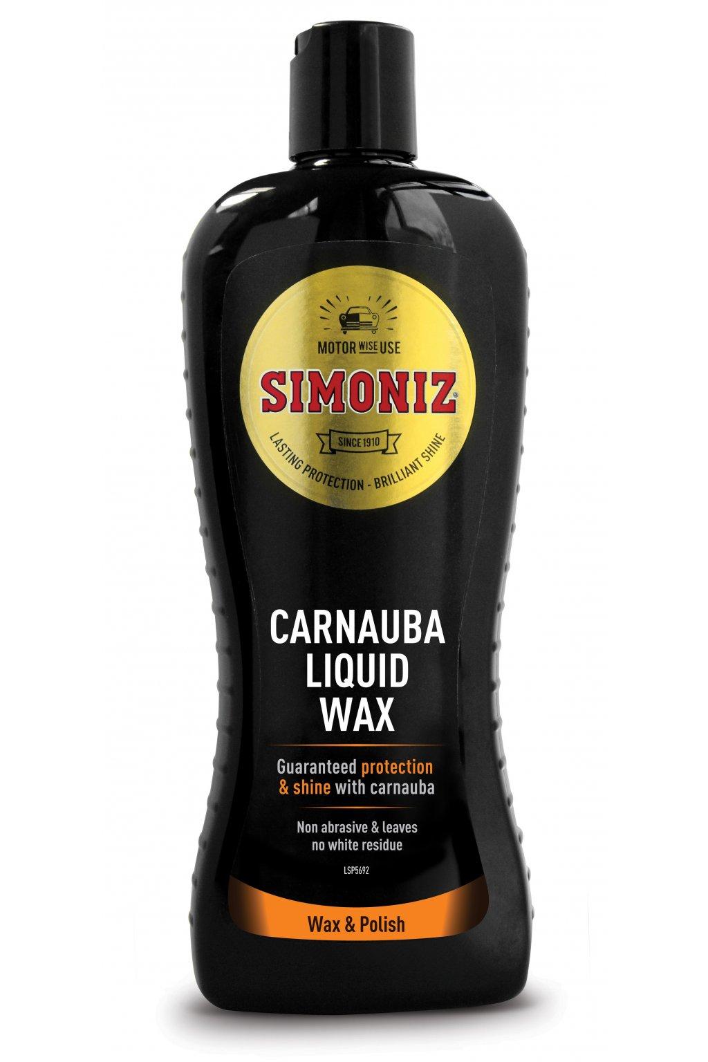 SAPP0063A Simoniz Liquid Carnauba Wax