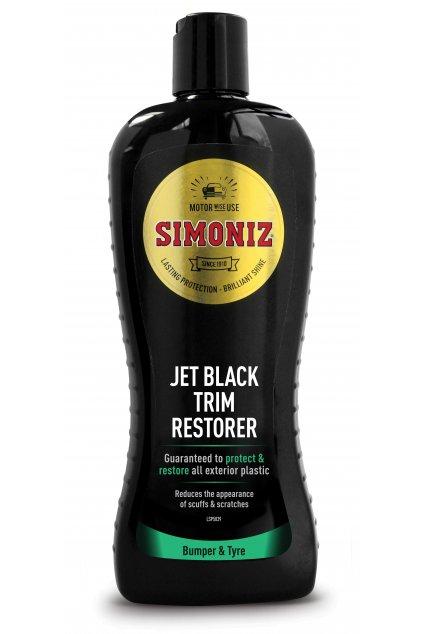 SAPP0105A Simoniz Jet Black Trim Restorer