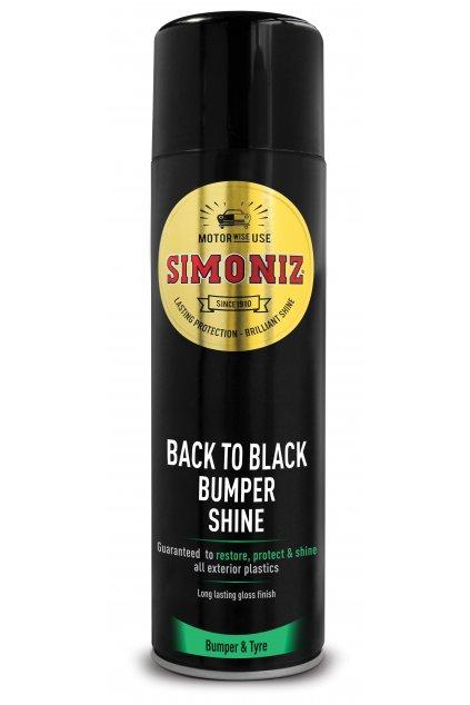 SAPP0082A Simoniz Back to Black Bumper Shine
