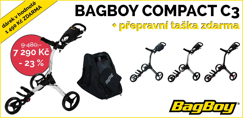 Bagb boy vozík + taška zdarma