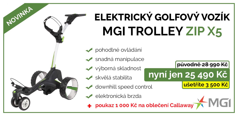 MGI elektrické vozíky