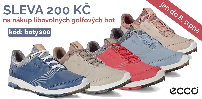 Golfové boty ECCO