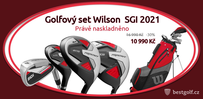 WILSON SGI 2021 nyní skladem