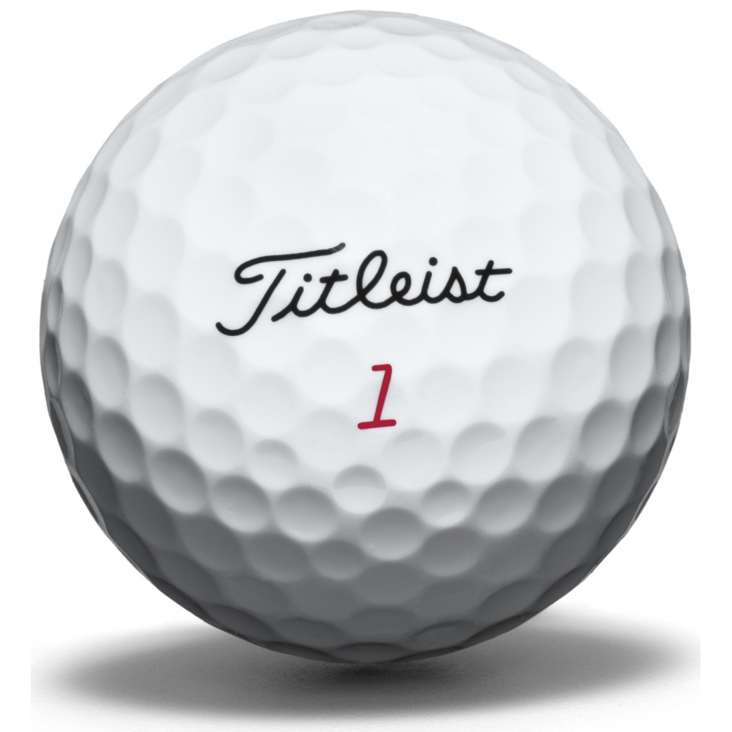 Nové golfové míčky
