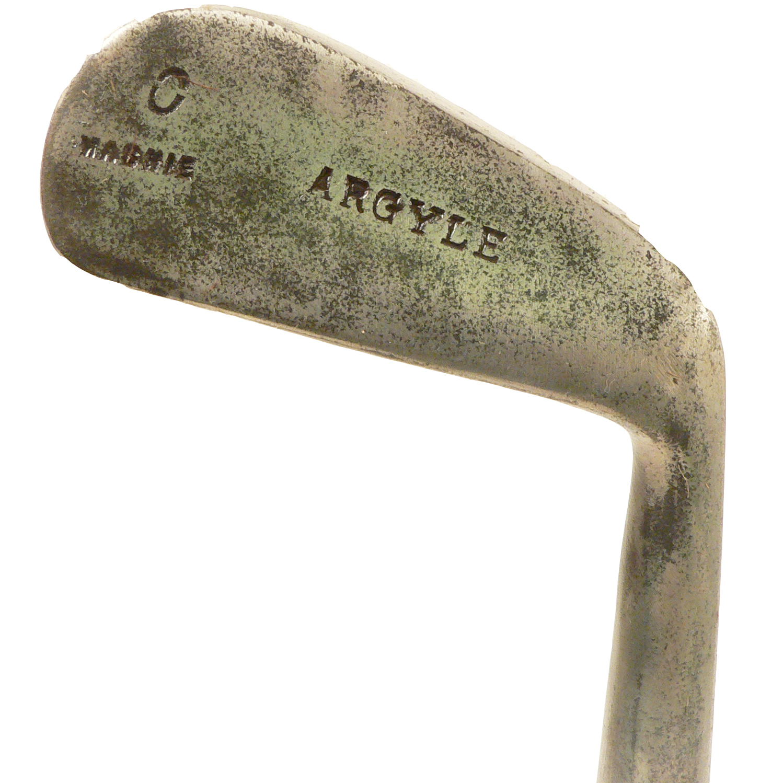 Historická golfová železa