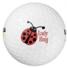 Potisk golfových míčků