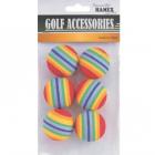 Tréninkové golfové míčky
