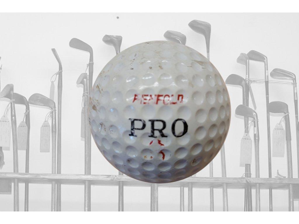 PENFOLD Historický golfový míček