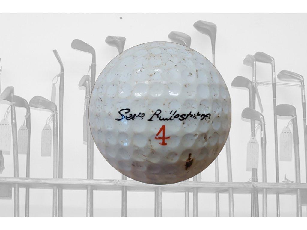 Historický golfový míček č. 4